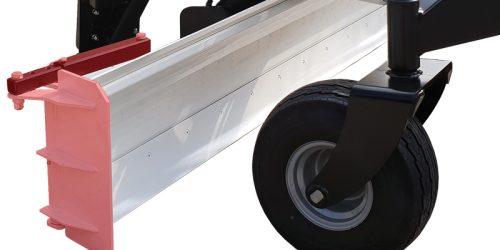 Niveladora - Flaps laterales